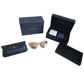 Linda Farrow Limited Edition Khira 736/4 Sunglasses
