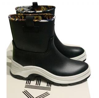 Kenzo Wellington Rubber Boots