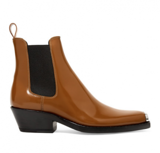 Calvin Klein 205W39NYC Western Claire Ankle Boots