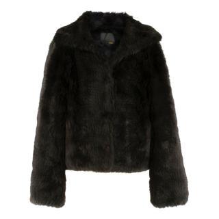 Fendi Lightweight Pettit Gris Jacket