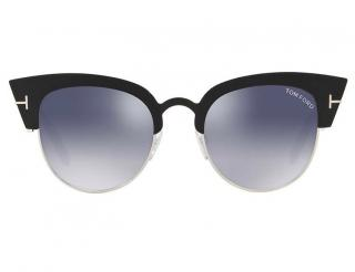 Tom Ford Alexandra Cat-Eye Sunglasses