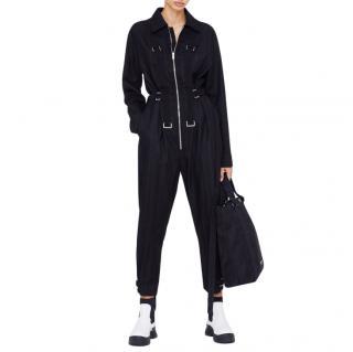 Stella McCartney Pin-Striped Jumpsuit 40