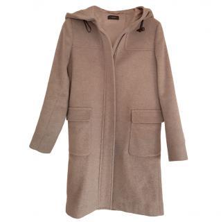 Joseph wool and cashmere coat