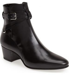 Saint Laurent Blake 40 Jodhpur Ankle Boots