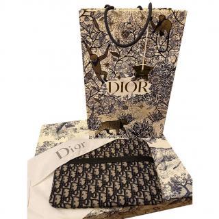 Christian Dior Logo pouch 2020 Cruise Collection