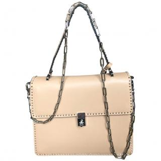 Valentino Nude Rockstud Shoulder Bag