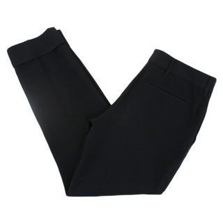 Prada Classic Black Trousers