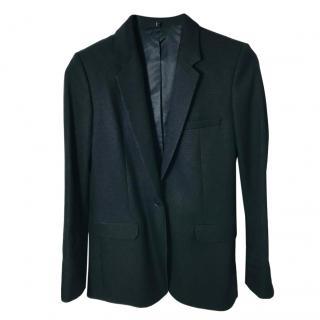 Helmut Lang wool black blazer