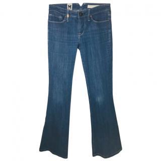 M Missoni Flared Jeans