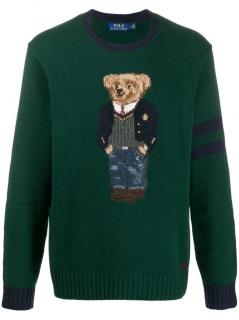 Polo Ralph Lauren classic bear jumper