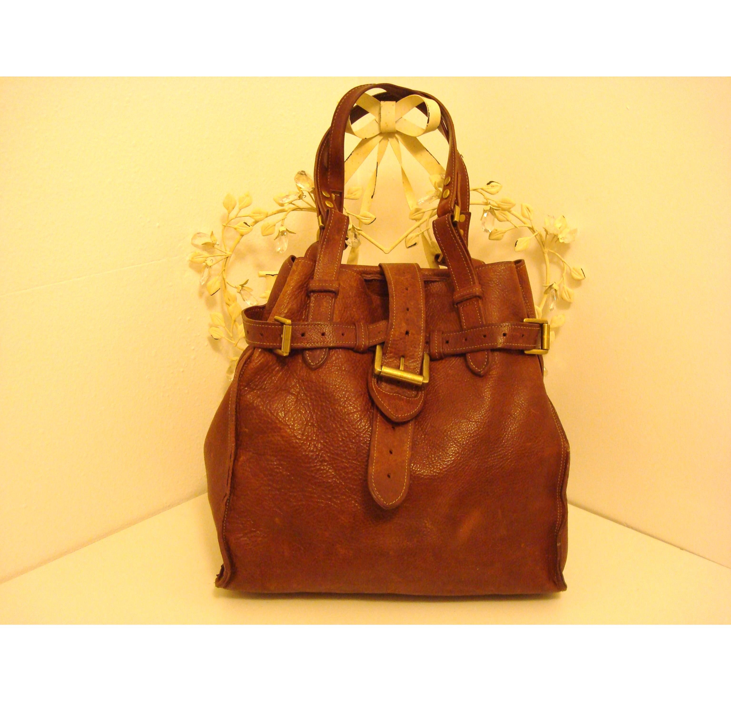 2eac43f10cdf Mulberry Tan Leather Elgin Handbag