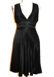 Joseph Silk black dress