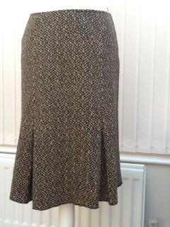 MaxMara  Tweed Skirt