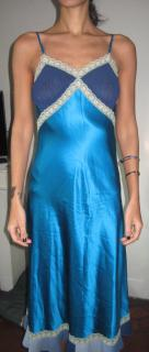 Patty Shelabarger silk dress