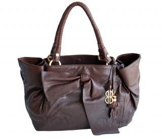 Bill Blass Big Bag in leather