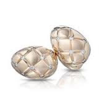 Faberge� Gold and Diamond Stud earrings