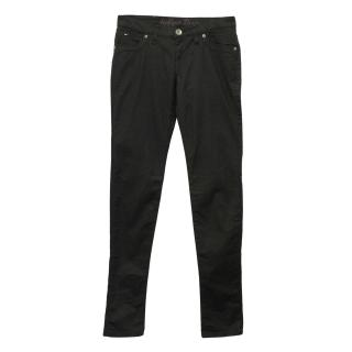 Tommy Hilfiger black nevada jeans
