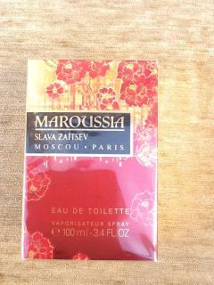 Slava Zaitsev ''Maroussia'' Eau de Toilette.