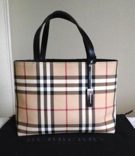 Burberry Small Tote Bag