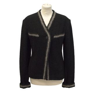 New Chanel  boucl� short jacket