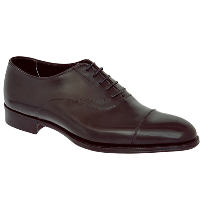 Anthony Cleverly brown calf leather Bodie shoes