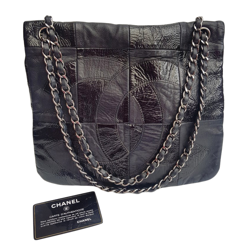 Chanel Brooklyn Patchwork leather bag