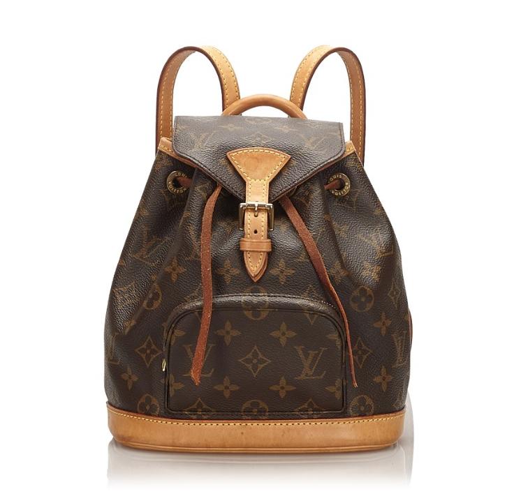 Louis Vuitton Monogram Mini Montsouris Backpack