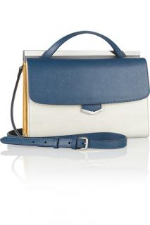 Fendi demi Jour small colour-block shoulder bag