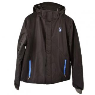 Spyder Black & Blue Xt.L Jacket