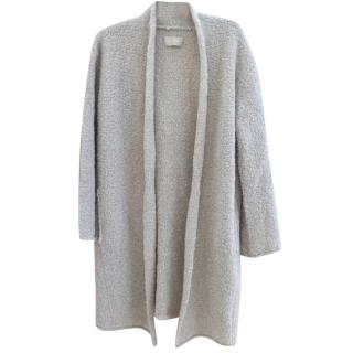 Zadig & Voltaire Open Knit Wool Cardigan