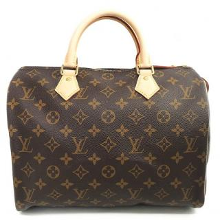 Louis Vuitton Speedy 30 Monogram Tote Bag
