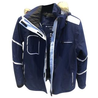 Perfect Moment Girls Navy Ski Jacket