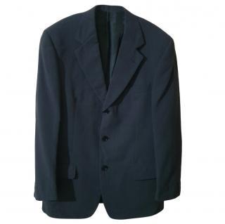 Ermenegildo Zegna Grey Wool Blazer