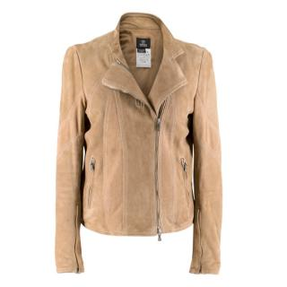 Versace Jeans Couture Suede Jacket