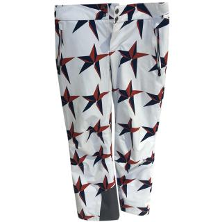 Perfect Moment Star Print Ski Pants