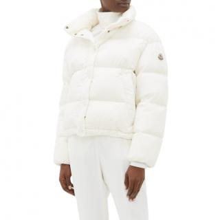 Moncler Onia quilted-down cotton hooded jacket - New Season