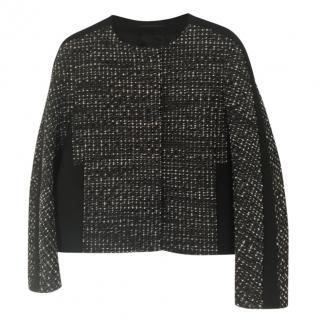 Sportmax Boxy Tweed Jacket