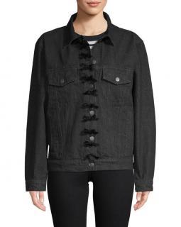 Manoush Black Denim Jacket