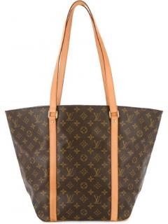 Louis Vuitton Monogram shopping Sac Shoulder Tote