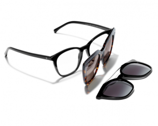 Chanel Interchangeable Magnetic Optical Glasses & Sunglasses - Current