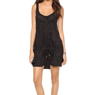 Melissa Odabash Black Beach Dress