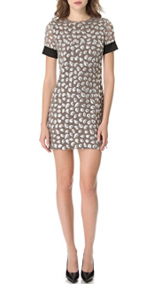 Diane von Furstenberg Cindy Sequin Dress