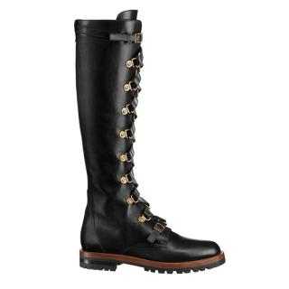 Dior Wildior Knee-High Boot