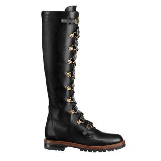 Dior Wildior Knee-High Boot