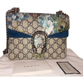 Gucci Monogram Blooms Mini Dionysus