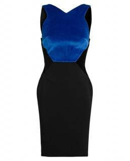 Antonio Berardi Colour Block Sleeveless Dress