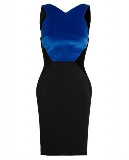 Antonio Berardi Colour Block Sleeveless Dress