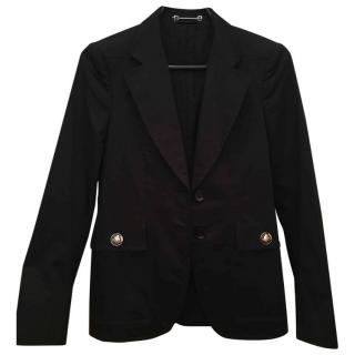 Gucci Black Tailored Classic Blazer