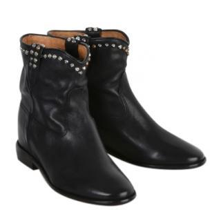 Isabel Marant Studded Cluster Boots