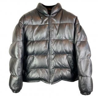 Schott Goose Down Bubble Jacket